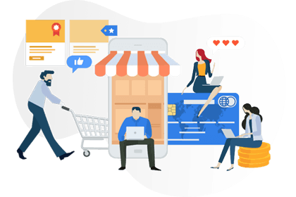 ECOMMERCE & ONLINE MAKETING